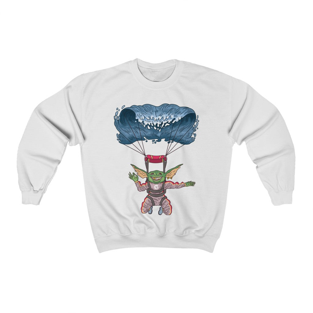 The Wave Glider Crewneck Sweatshirt