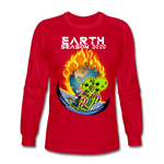 Earth Season 2020 Long Sleeve T-shirt - red