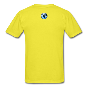 Wave Glider T-Shirt - yellow
