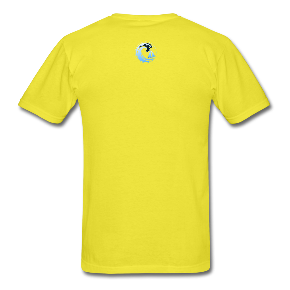 Sheeple T-Shirt - yellow
