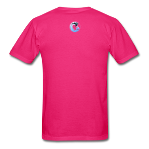"""Old Soul"" T-Shirt - fuchsia"