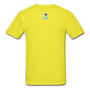 """Old Soul"" T-Shirt - yellow"