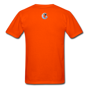 """Old Soul"" T-Shirt - orange"