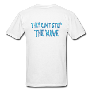 """Heatwave"" Unisex T-Shirt - white"