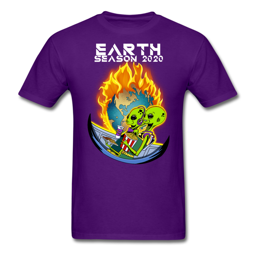 Earth Season 2020 - purple