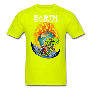 Earth Season 2020 - safety green