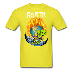 Earth Season 2020 - yellow