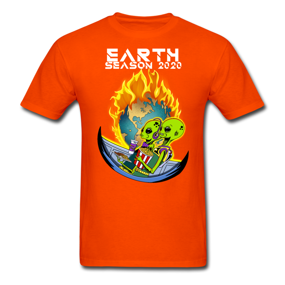 Earth Season 2020 - orange