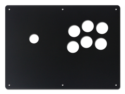 "11.5"" Button Panels"