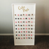 Cake Pop Wall - TreatWalls