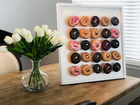 Tabletop Donut Wall