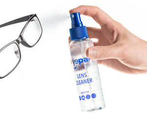lens cleaner spray for eyeglasses eyepal vision - EYEPAL
