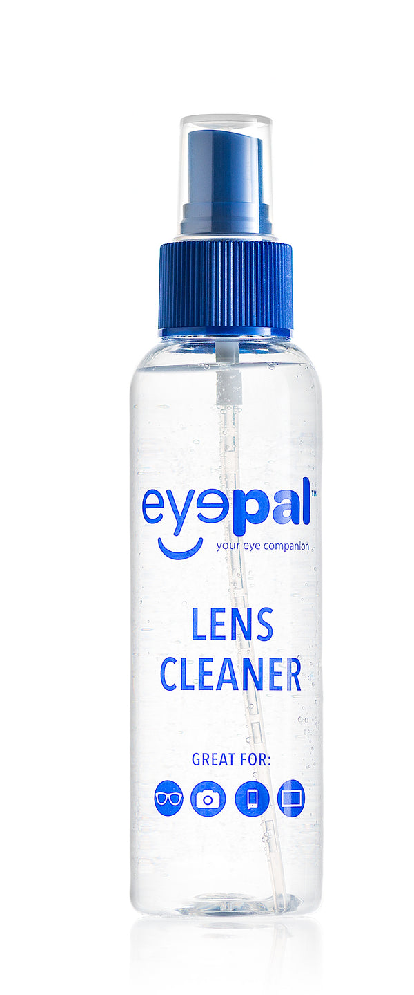eyepal vision lens cleaner for glasses