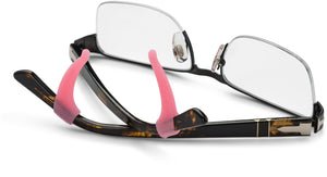 Pink Eyeglasses Temple Tips Ear tips