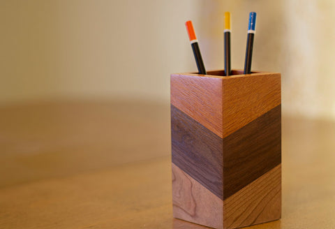 Pencil and Pen Holders
