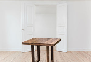 Extendable Dining Table Wood