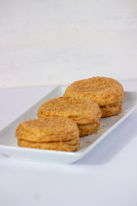 Low Carb English Muffins 6 pack - Fresh Baked