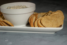 Load image into Gallery viewer, Low Carb Sea Salt and Garlic Bagel Chips - Fresh Baked