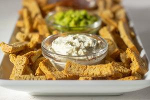 Low Carb Dip Sticks - Fresh Baked