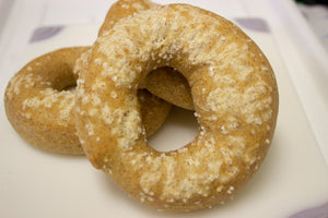 Low Carb NY Style Sea Salted Bagels 10 pack - Fresh Baked