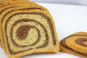Low Carb Petite Size Cinnamon Bread - Fresh Baked