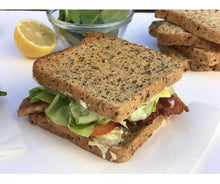 Load image into Gallery viewer, Low Carb Multi Grain Bread 8 Slice Small Loaf - Fresh Baked