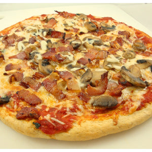 Low Carb Pizza and Calzone Mix