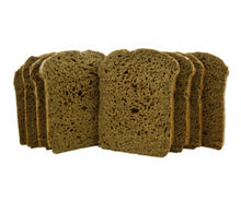 Load image into Gallery viewer, Low Carb Petite Size Pumpernickel Bread - Fresh Baked