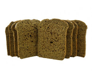 Low Carb Petite Size Pumpernickel Bread - Fresh Baked