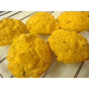 Low Carb Cheezy Biscuit Mix