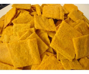 Low Carb Cheezy Cracker Mix