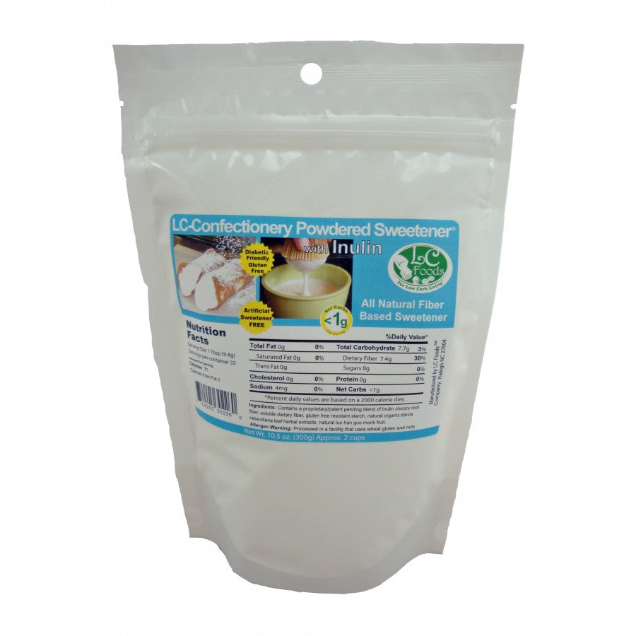 Low Carb Confectionery Powdered Sweetener - Inulin
