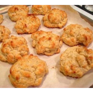 Low Carb Country Biscuit Mix