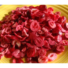Load image into Gallery viewer, Cranberries - Freeze Dried