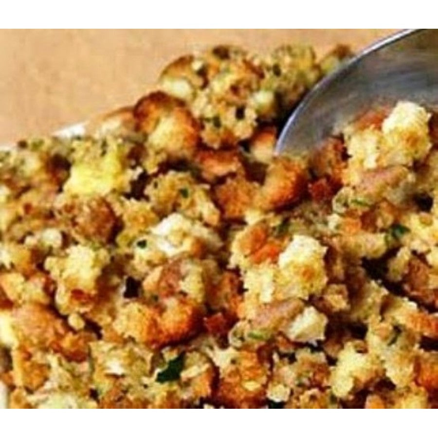Low Carb Seasoned Bread Stuffing