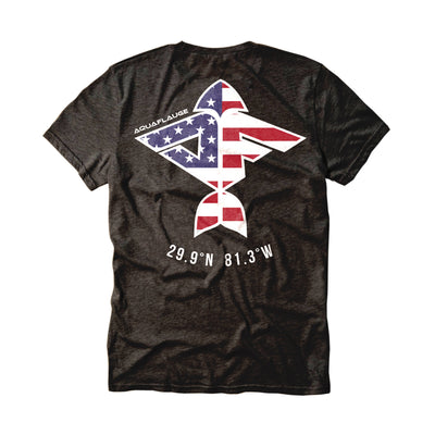 USA Men's Short Sleeve T-Shirt