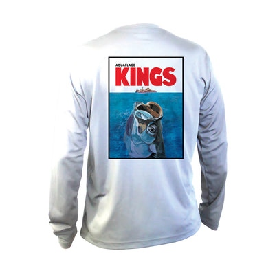 Kings Men's Long Sleeve Performance Shirt