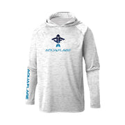 White Storm Men's UPF 30 Sun Protection Performance Hoodie