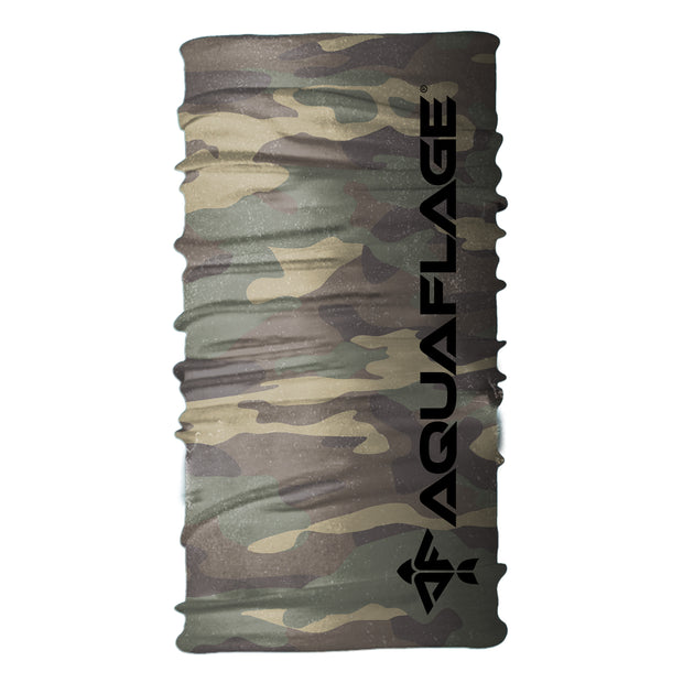 Distressed Camo Sunshield