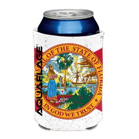 Florida Flag Beverage Cooler