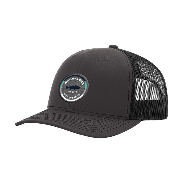 It's a Lifestyle Grey/Black Trucker Hat