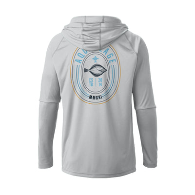 Youth Performance Hoodie Flounder