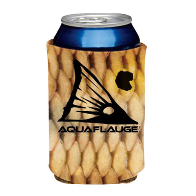 Redfish Tail Koozie - aquaflauge