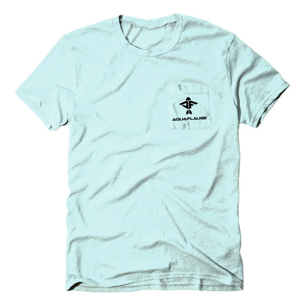 Bahamas Men's Short Sleeve T-Shirt - aquaflauge