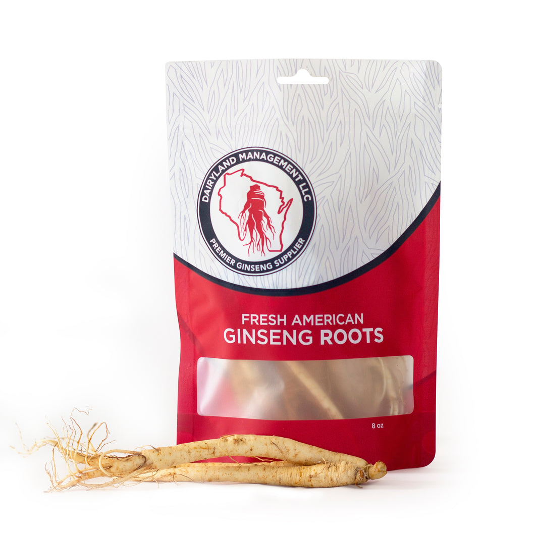 Fresh American Ginseng Roots!! Limited Supply Available
