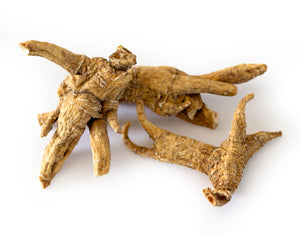 All Natural Pure Wisconsin Whole Ginseng Roots 西洋参茶 (Non-GMO, Gluten Free Herb) 1lb
