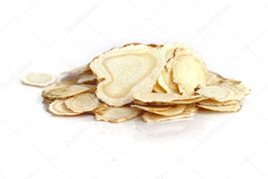 All Natural Pure American Ginseng Slices! 西洋参茶 (Non-GMO, Gluten Free Herb)