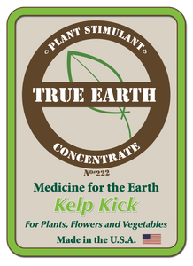 Kelp Kick #222 Concentrate  (Makes plants Heat, Drought, and Fungus resistant)