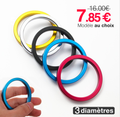 Cockring Steel Loop - 5 coloris au choix