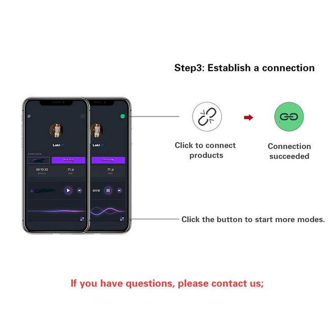 Equinoxe - Plug Anal Connecté Bluetooth / Wifi
